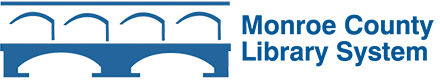 Logo for Monroe County Library System