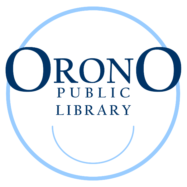 Logo for Orono Public Library