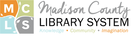 Logo for Madison County Library System