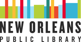 Logo for New Orleans Public Library
