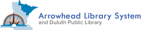 Logo for Arrowhead Library System