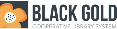 Logo for Black Gold Cooperative Library System