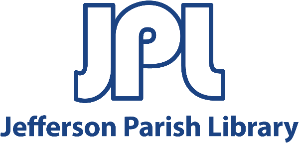 Logo for Jefferson Parish Library