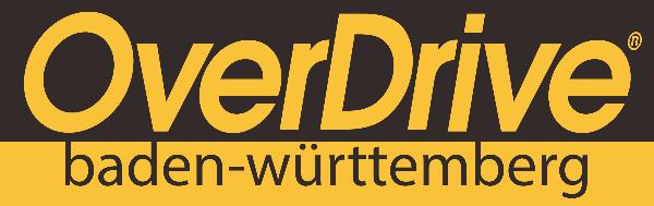 Logo for Overdrive Baden-Württemberg