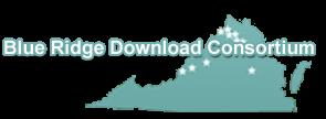 Logo for Blue Ridge Download Consortium