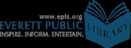 Logo for Everett Public Library