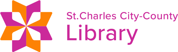Logo for St. Charles City-County Library District
