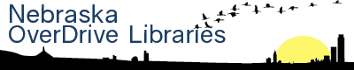 Logo for Nebraska OverDrive Libraries