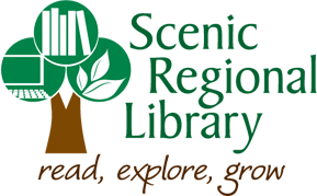 Logo for Scenic Regional Library