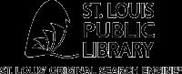 Logo for St. Louis Public Library