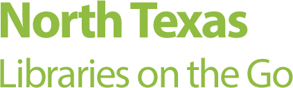 Logo for North Texas Libraries on the Go