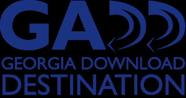Logo for Georgia Download Destination