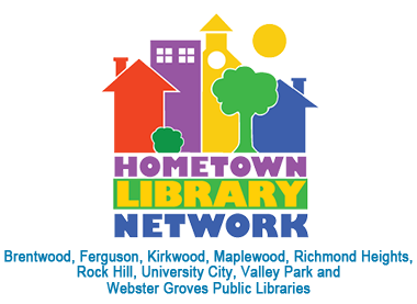 Logo for Municipal Library Consortium of St. Louis County