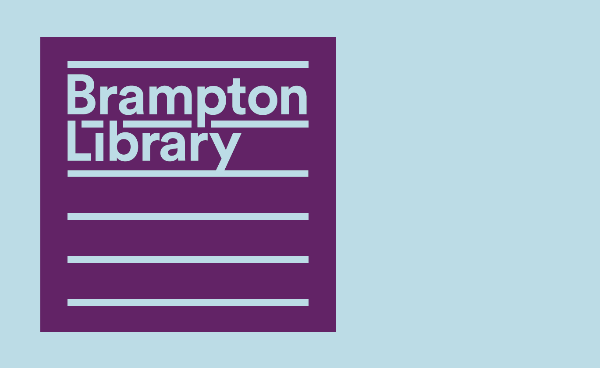 Logo for Brampton Library