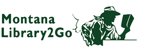 Logo for MontanaLibrary2Go