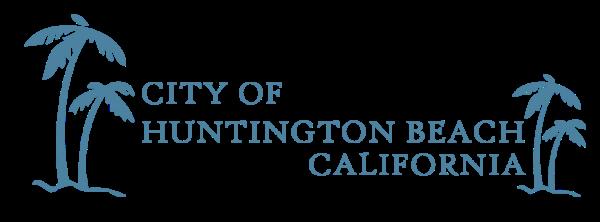 Logo for Huntington Beach Public Library