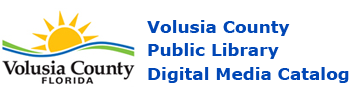 Logo for Volusia County Public Library