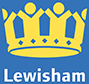 Logo for Lewisham Library and Information Service