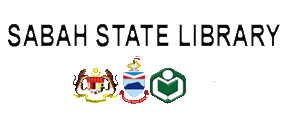 Logo for Sabah State Library