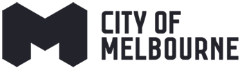 Logo for Melbourne Library Service