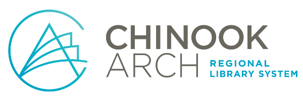 Logo for Chinook Arch Regional Library System