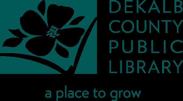 Logo for DeKalb County Public Library