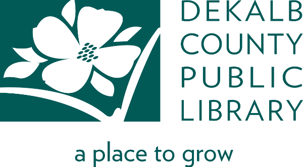 Logo for DeKalb County Public Library