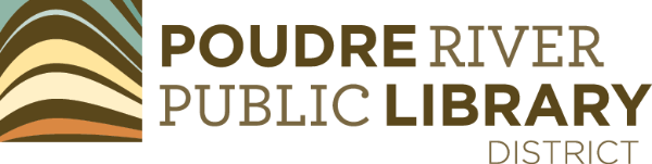 Logo for Poudre River Public Library District