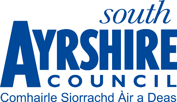 Logo for South Ayrshire Libraries
