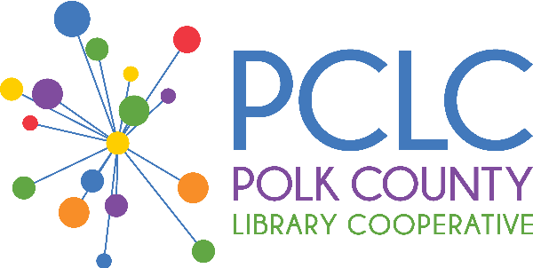 Logo for Polk County Library Cooperative