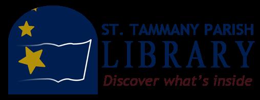 Logo for St. Tammany Parish Library
