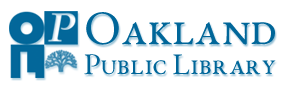 Logo for Oakland Public Library