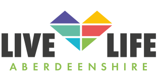 Logo for Aberdeenshire Library and Information Service