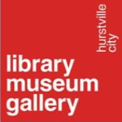 Logo for Hurstville Library Service