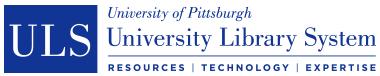 Logo for University of Pittsburgh