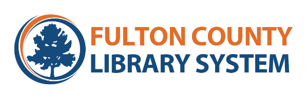 Logo for Fulton County Library System