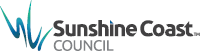 Logo for Sunshine Coast Libraries