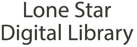 Logo for Lone Star Digital Library