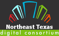 Logo for Northeast Texas Digital Consortium
