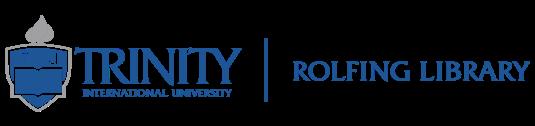 Logo for Trinity International University