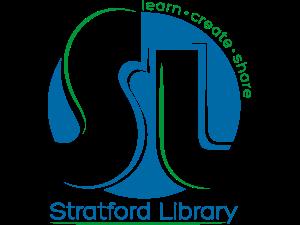 Logo for Stratford Library Association