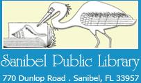 Logo for Sanibel Public Library
