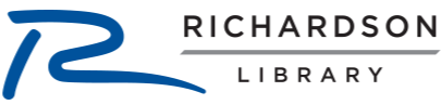 Logo for Richardson Public Library