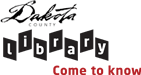 Logo for Dakota County Library