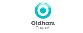 Logo for Oldham Libraries