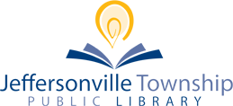 Logo for Jeffersonville Township Public Library