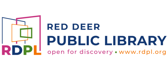 Logo for Red Deer Public Library