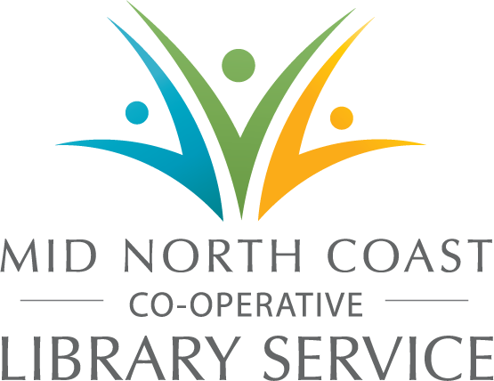 Logo for Mid North Coast Library Service