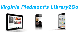 Logo for Virginia Piedmont Public Libraries