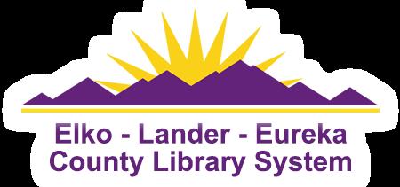 Logo for Elko-Lander-Eureka County Library System